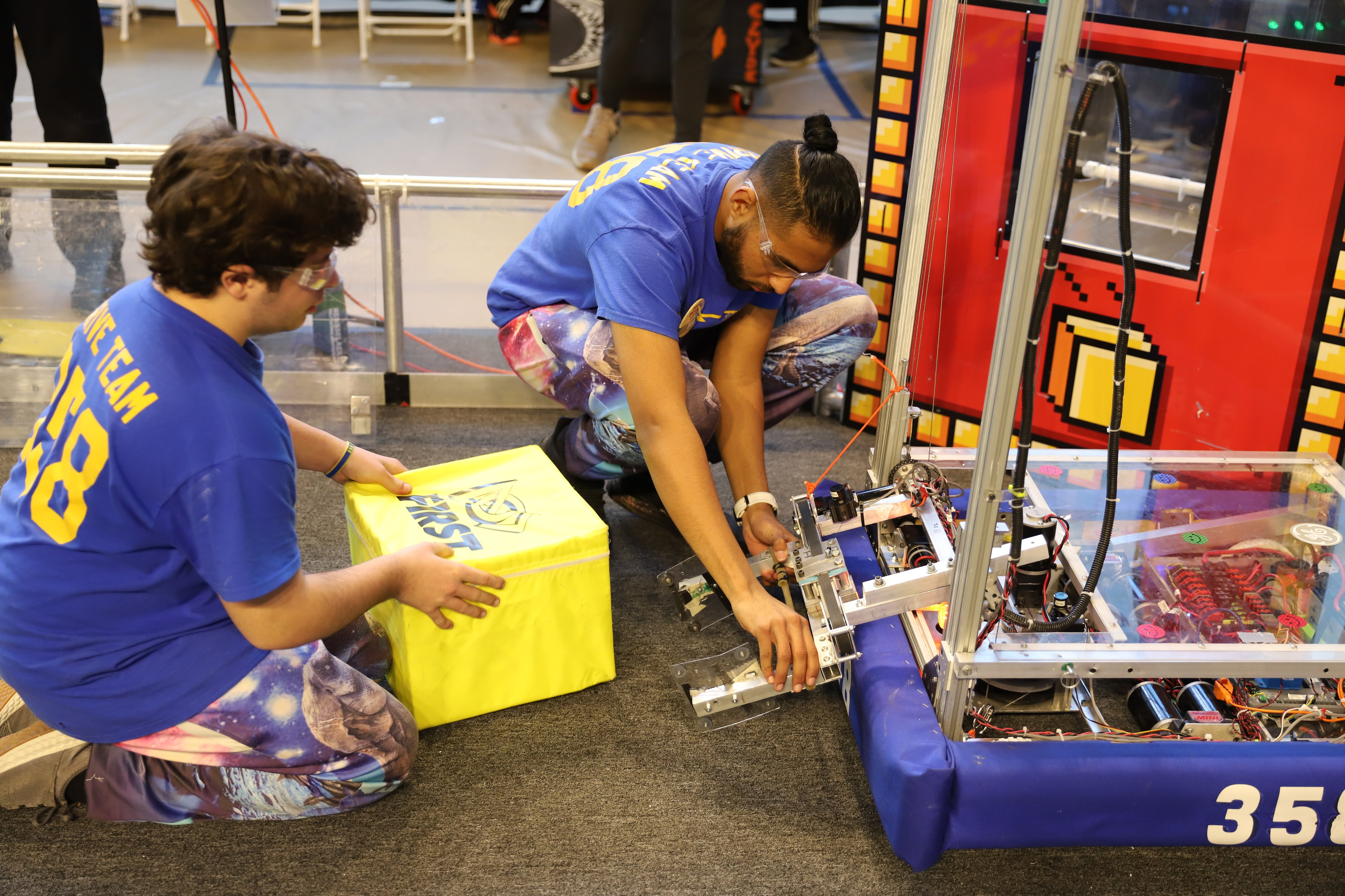 Rensselaer To Host 2019 Season Kickoff For First Robotics