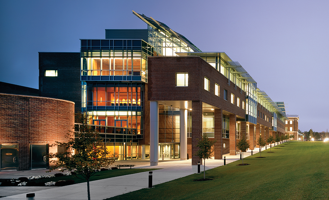 Rpi Engineering Building