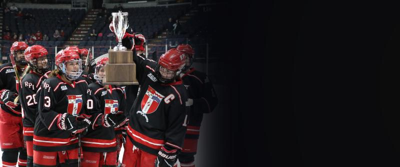 Rensselaer Women's Hockey Team Wins Mayor's Cup