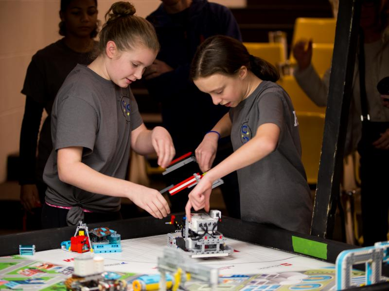 Rensselaer and Hudson Valley FLL To Host FIRST LEGO League