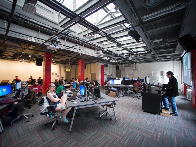 Undergraduate Programs In Animation And Game Design Earn High National Rankings News Events