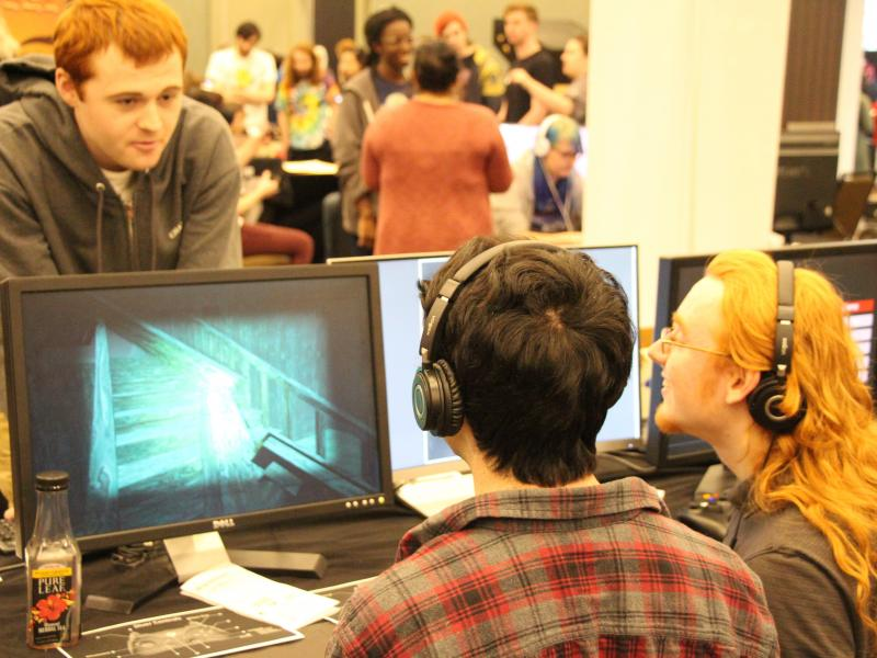 Partnership With Vicarious Visions To Boost Gaming Education and Events at Rensselaer | News & Events