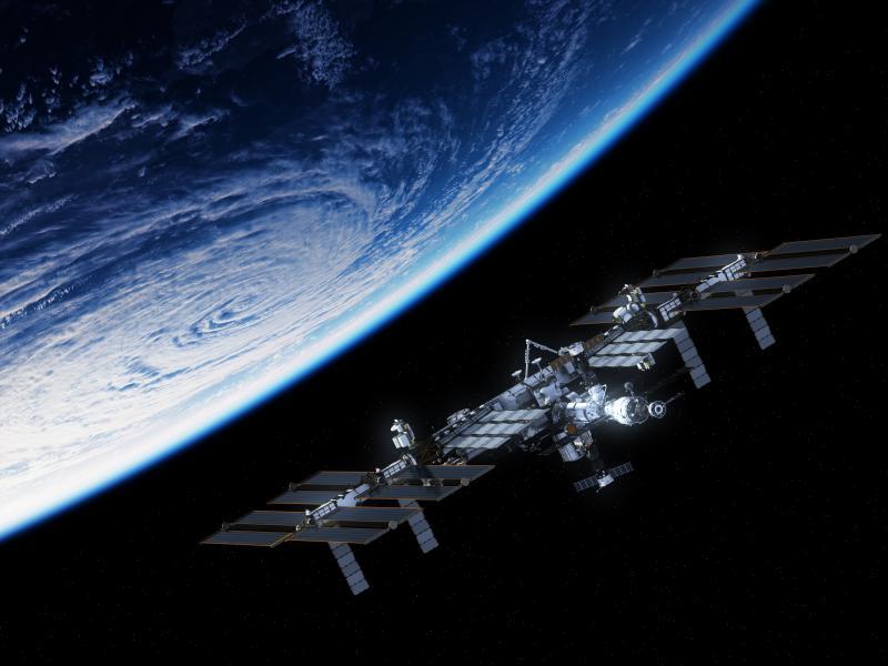 Rensselaer-Designed Experiment Operating Aboard International Space Station