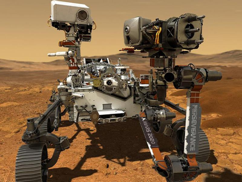 Rensselaer Astrobiologists To Host NASA Mars Rover Landing Virtual Watch Party