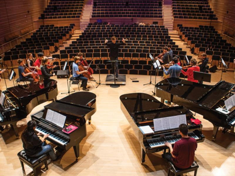 Rensselaer Piano Showcase To Take Place April 17