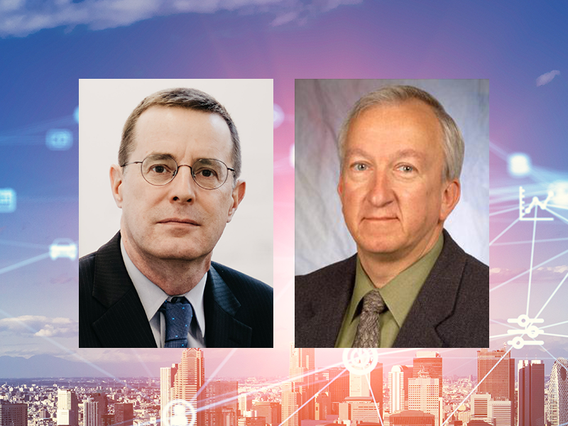 Co-Directors Named for Institute for Energy, the Built Environment, and Smart Systems